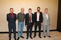 GAZIANTEPSPOR - Hasan Şahin, Gaziantepspor Başkanlığına Adaylığını Açıkladı