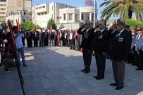 GAZİLER DERNEĞİ - Hatay'da Kıbrıs Barış Harekatı'nın 43. Yıl Dönümü Etkinlikleri