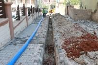 ŞANLIURFA - İçme Suyu Yenileme Çalışmaları Devam Ediyor