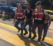 BEYCUMA - Jandarma Cezaevi Firarisini Evinde Yakaladı