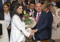 ÇALıŞMA VE SOSYAL GÜVENLIK BAKANLıĞı - Jülide Sarıeroğlu Çalışma Ve Sosyal Güvenlik Bakanlığı Görevini Devraldı
