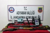 KAÇAK KAZI - Kaçak Kazı Yapan Şahıslara Suçüstü Operasyon