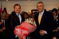 HAKAN ÇAVUŞOĞLU - Kaynak, Görevini Hakan Çavuşoğlu'na Devretti
