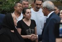 ENIS BERBEROĞLU - Kılıçdaroğlu'ndan Taziye Ziyareti