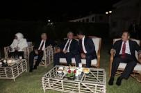KKTC Cumhurbaşkanı Akıncı, Eşi İle Resepsiyon Verdi