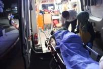 Konya'da Bıçaklı Kavga Açıklaması 1'İ Ağır 3 Yaralı