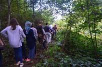 EKOLOJIK - Köylüler Turizmin Gelişmesi İçin Doğa Yürüyüşü Parkurunu Temizledi