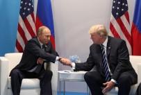 TRUMP - Kremlin Sarayı Açıklaması 'Trump Ve Putin Gizli Görüşme Yapmadı'