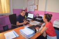 İLÇE MİLLİ EĞİTİM MÜDÜRÜ - Kula'da Öğrenciler İçin Tercih Büroları Kuruldu