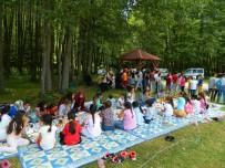ENVER YıLMAZ - Kuran Kursu Öğrencileri Piknikte Neşeli Saatler Geçirdi