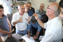 ÜNAL DEMIRTAŞ - Maden Şirketine Tepki Gösteren Köylüler Çevre Toplantısını Yaptırmadı