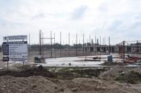 MELEN ÇAYI - Melen Su Parkta Hummalı Çalışmalar Yapılıyor