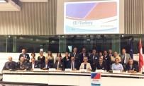 TERÖR SALDIRISI - Memur-Sen Genel Başkanı Yalçın, Şehit Öğretmenleri AB-KİK Toplantısında Gündeme Getirdi
