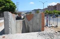 EREN ARSLAN - Milas'ta Alt Geçit Revize Ediliyor