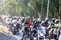 DALYAN - Motorcular Köyceğiz'de Buluşuyor
