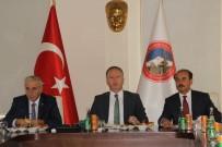 SİVAS VALİSİ - ORAN Yönetim Kurulu Bilgilendirme Toplantısı Yapıldı