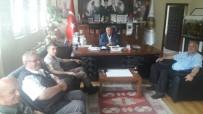 SAĞLIK PERSONELİ - Ormanlı Belediye Başkanı Başol, Görevine Başladı