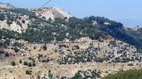TERÖR SALDIRISI - Tren yoluna terör saldırısı