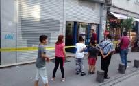 MARKET - -Beyoğlu'nda Silahlı Market Soygunu
