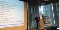 REKTÖR - Rektör Elmas Yurt Dışında Konferanslara Katıldı