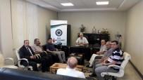 MUSTAFA DOĞAN - Rektör Karacoşkun'dan KİTSO'ya Ziyaret