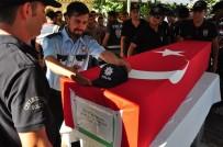 ASKERİ PERSONEL - Şaka Kurbanı Polis, Son Yolculuğuna Uğurlandı