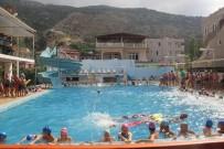 BEDEN EĞİTİMİ - Samandağ Belediyesi'nden Ücretsiz Yüzme Kursu
