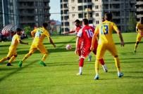 AZERBAYCAN - Samsunspor İlk Hazırlık Maçını Kazandı