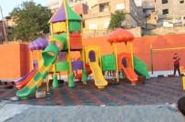 HAYVAN - Siirt'te 30 Yıllık Hayvan Pazarı Yerine Çocuk Parkı Yapıldı
