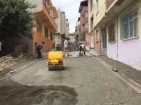 DEMIRLI - Süleymanpaşa'nın Sokakları Birer Birer Kilit Taşla Kaplanıyor