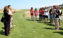 TOPUKLU AYAKKABı - TGF'den Ulusal Ve Uluslararası Muhabirlere Golf Kuralları Eğitimi