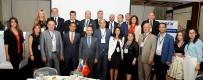 KARABAĞ - Türk Ve Azerbaycanlı İşadamları DEİK Yemeğinde Buluştu