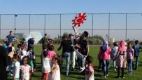 UÇURTMA ŞENLİĞİ - Türk Ve Suriyeli Çocuklar Uçurtma Şenliğinde Eğlendi