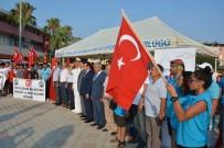 ALI GÜLDOĞAN - Türkiye Rafting Şampiyonası 3. Ayağı Dalaman'da Başladı