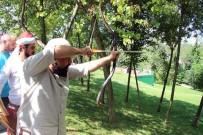 ÜMRANİYE BELEDİYESİ - Ümraniye'de  Kursiyerler Kabza Alma Töreniyle Usta Okçu Oldu