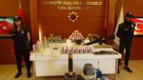 UYUŞTURUCU - Uyuşturucu Tacirleri Sattıkları Zehirleri 'Un' Paketine Gizlemişler