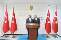 Vali Demirtaş'tan Osmaniye Valisi Coşkun'a 'Hayırlı Olsun' Ziyareti