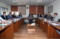 ALİ HAMZA PEHLİVAN - Vali Pehlivan, İl Özel İdaresi'ni Ziyaret Etti