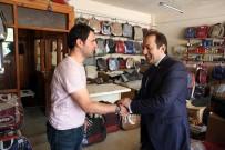 ALİ HAMZA PEHLİVAN - Vali Pehlivan, Sanayi Esnafını Ziyaret Etti