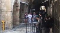 YAHUDI - Yahudi Yerleşimciler Baskınlarını Sürdürüyor