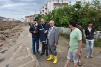 ÇAĞRI MERKEZİ - Yaşanan Kuvvetli Yağmur Yağışı Hakkında Basın Açıklaması