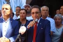 TAŞ OCAĞI - 38 Gün Görevden Alınan Başkan Basın Açıklaması Yaptı