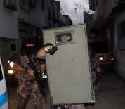 TERÖRLE MÜCADELE - Adana'da Hükümlü Operasyonu