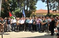 İLİM YAYMA CEMİYETİ - Akşehir STK'larından İsrail'e Tepki