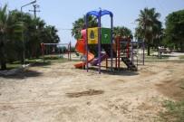 ADEM MURAT YÜCEL - Alanya Belediyesinden 4 Mahalleye Çocuk Parkı