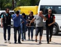 KOKAIN - Antalya'da Uyuşturucu Operasyonu Açıklaması 3 Gözaltı