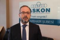 YAZILI AÇIKLAMA - ASKON Diyarbakır Şube Başkanı Aydın Altaç Açıklaması