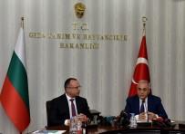 BULGARISTAN - Bakan Fakıbaba Açıklaması 'Bulgaristan'la Problemler En Kısa Zamanda Aşılacak'