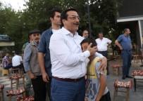 SELAHADDIN EYYUBI - Başkan Atilla Açıklaması Halkın Sesine Kulak Veriyoruz