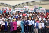 SABİHA GÖKÇEN - Başkan Necmi Kadıoğlu, Silivri'de FETÖ Davasını Takip Etti